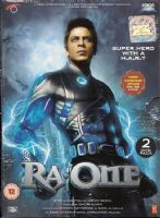 RA.ONE - 2011 EROS DVD